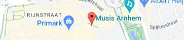 Kaart van Café Meijers
